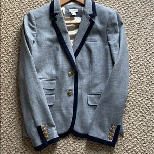 Jcrew Oversized Blazer
